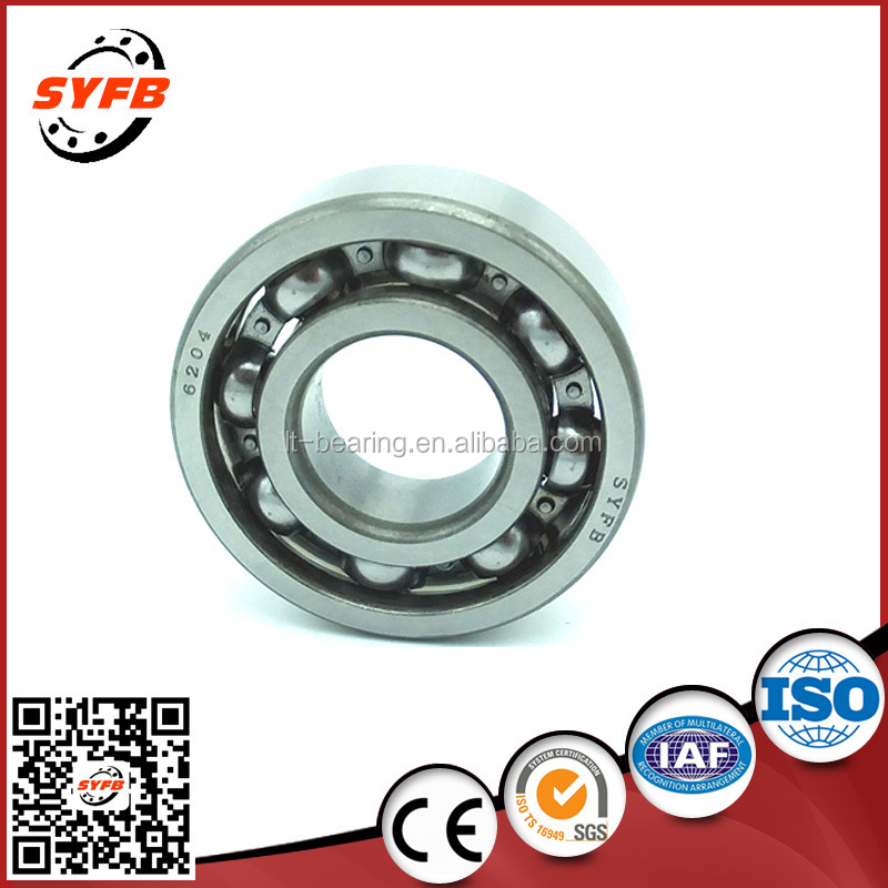 Alibaba China Rs Rubber Sealed Deep Groove Ball Bearing 6012