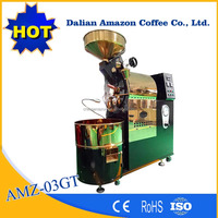 wholesale small coffee roasters/commercial coffee roaster/3kg coffee roaster machine