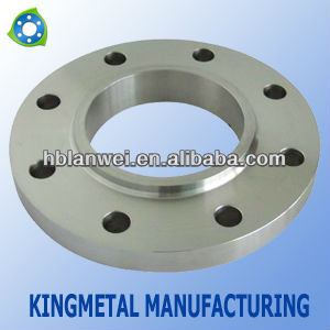 GOST CS CT20 Forged Carbon Steel Slip-on Flange