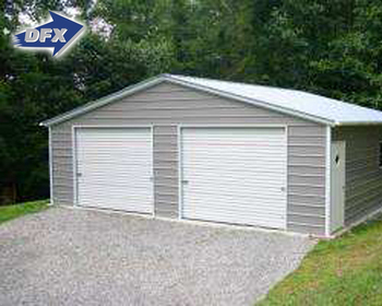 China Used Waterproof Metal Storage Shed Steel Buildings ...