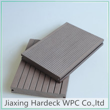 made in china sunlight resistant smooth surface composite decking
