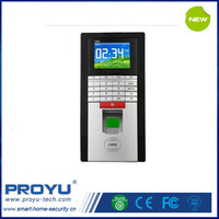 Fingerprint Biometric Time Attendance System With Access Controller function RFID card Attendance Record Device PY-F20