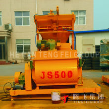 Forced Concrete Mixer Used in India