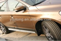 Advanced auto part side skirt for 2009-2013 Volvo XC60 side skirt,