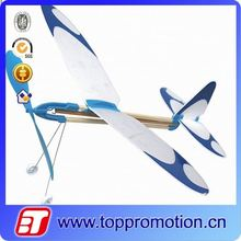 hot selling custom 3d diy paper plane puzzle toy wholesale