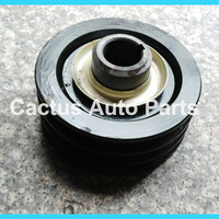Crank Mechanism 4JA1 Crankshaft Pulley 4JB1