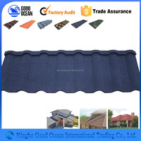 matte light grey terracotta ceramic roof tile with cheap price from China