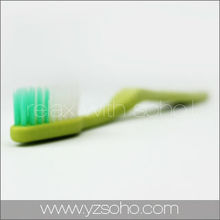 Customized branded camping toothbrush