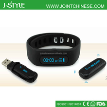 J-Style Smart Wearable Bluetooth 4.0 Watch Bluetooth Activity Tracker Call Message Reminder bluetooth vibrating bracelet