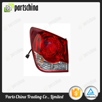 96828250 Drivers Taillight Tail Lamp for 2011 Chevrolet Cruze