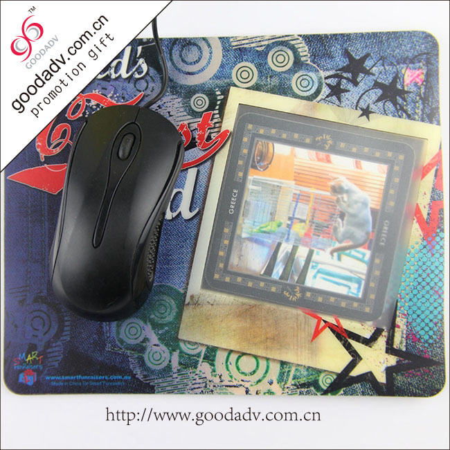wholesale alibaba Cheap custom EVA photo frame mouse pad