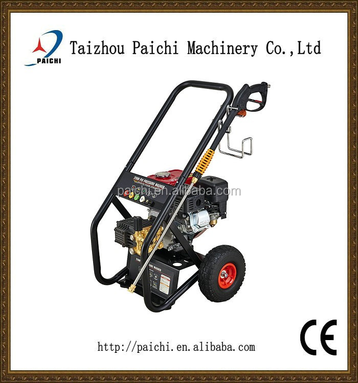 CE 6.5HP 2500PSI gasoline automatic floor clean machine