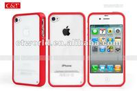 for iphone 4g hard plastic bumper case,for bumper iphone4s
