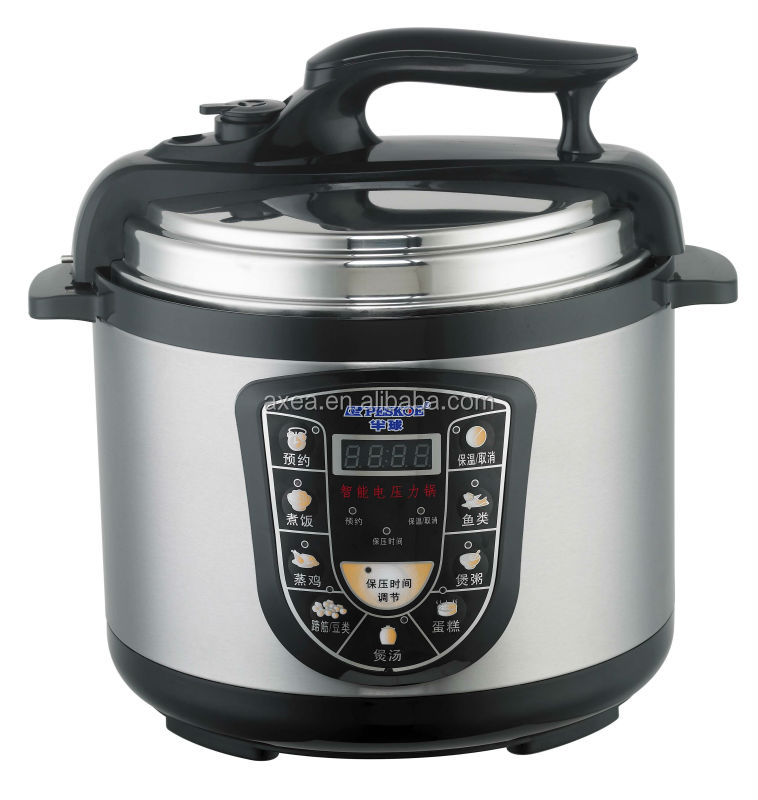Cheap electric pressure cooker for cooking beans