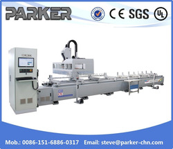 Aluminum Profiles CNC Machining Center and Four Axis CNC Processing Center /CNC aluminum milling drilling machine center