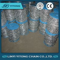 China Manufacturer German standard en818-2 link chain