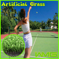 China diy tennis athletic field artificial grass for sale