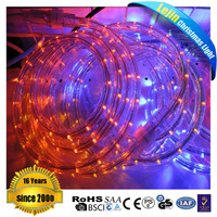 New item white blue led rope light wholesale Made in China For christmas decoration