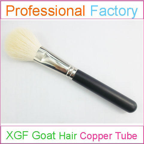 Best quality natural goat hair blush brush for makeup