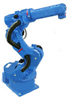 Heavy Duty Welding Robot for Military Manufacturing