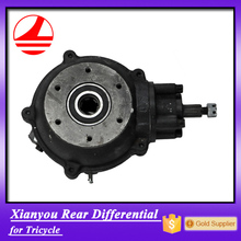 factory export motor spare parts tricycle electric open differential