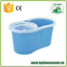 2016 Online shopping hot sales with magic spin mop bucket no foot pedal