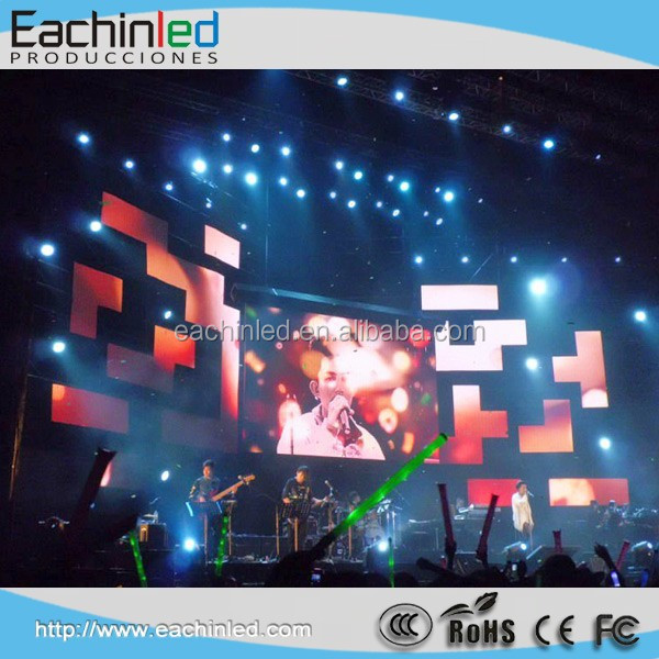 high quality shenzhen led display xxx video p3 led wall price