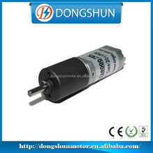 DS16RP050 16mm dc 24v motor planetary gear box
