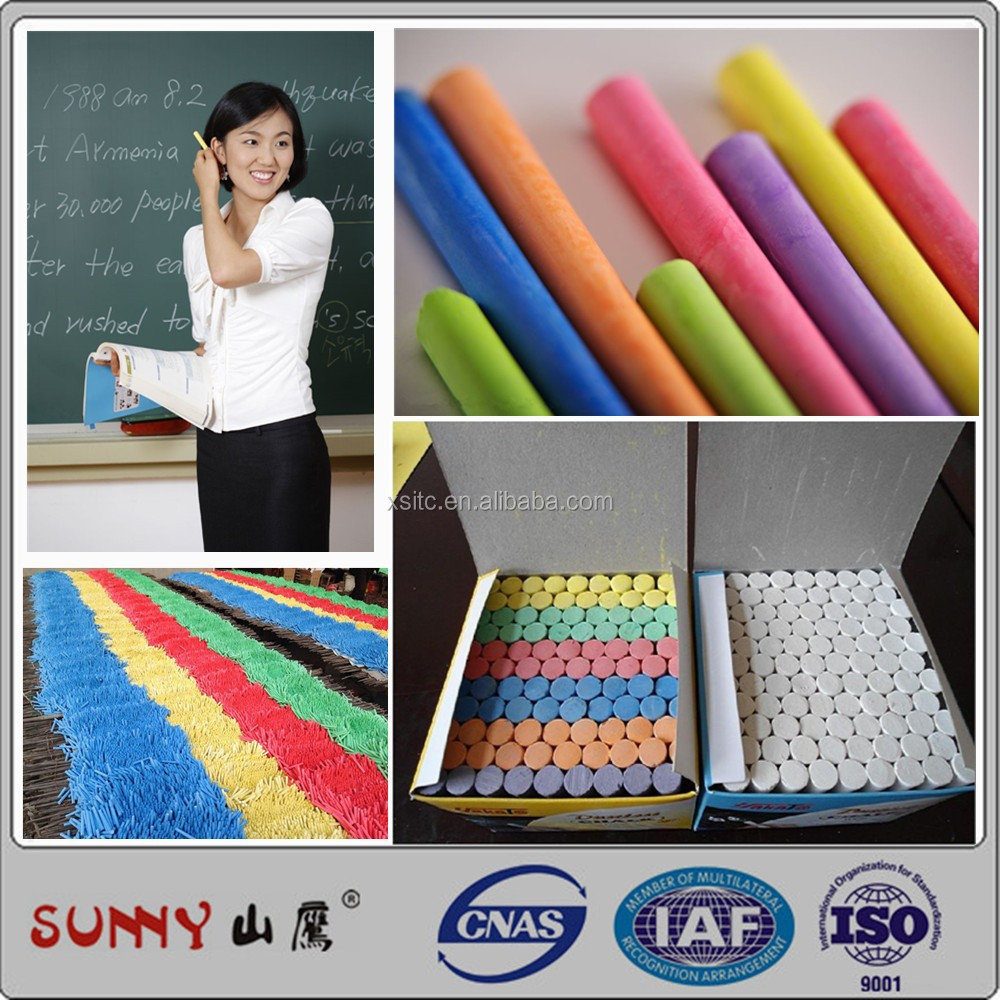 top quality dustless school teaching chalks