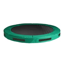 Pretty outdoor round best inexpensive Inground Trampoline Without Safety Net