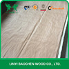 Bangladesh market engineered wood veneer/ Recon faced keruing veneer