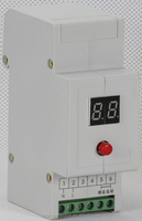 Surge Arrester Counter Lightning Current Counter