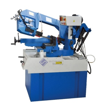 G5027 11 inch Angle Pipe Cutting Metal Band Saw