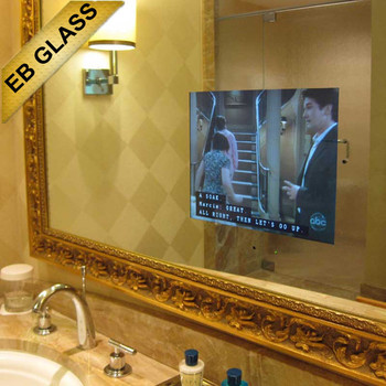 Two Way Mirror For TV, Tv Behind Mirror Glass,eb Glass