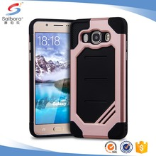 Latest high quality strong armor case cover for lg k8