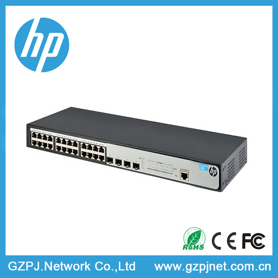 HP JG924A 1920-24G Switch 24 Ports L3 Managed Ethernet Switches