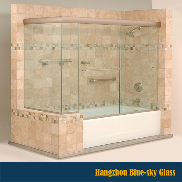 Mm Toughened Glass PartitionYuanwenjuncom - Bathroom glass partition price