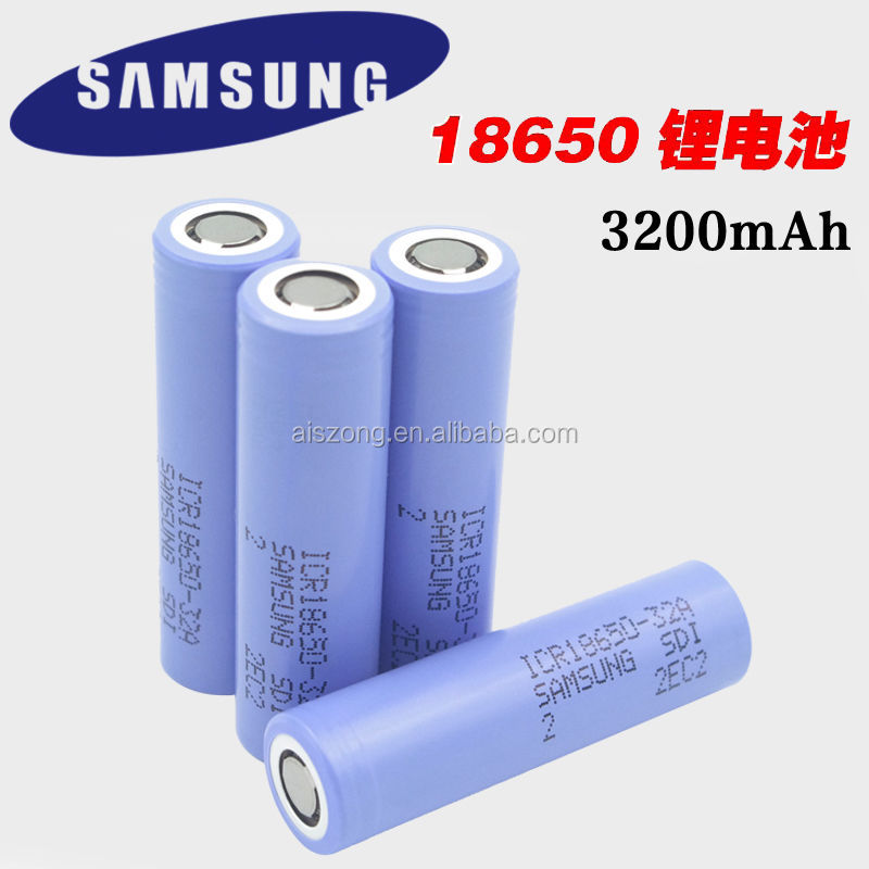 Best selling Samsung 18650 32A 3200mah battery 36v electric bike lithium battery pack