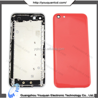 Factory wholesale color change back cover for iphone 5c