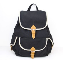 Casual Women's Colorful Canvas Backpacks Girl Lady Student School Travel bags