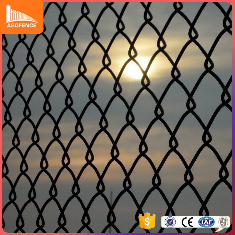 safety and security galvanized welded mesh pvc coated chain link removable