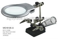 loupe magnifying/medical magnifying glass/plastic magnifying glass