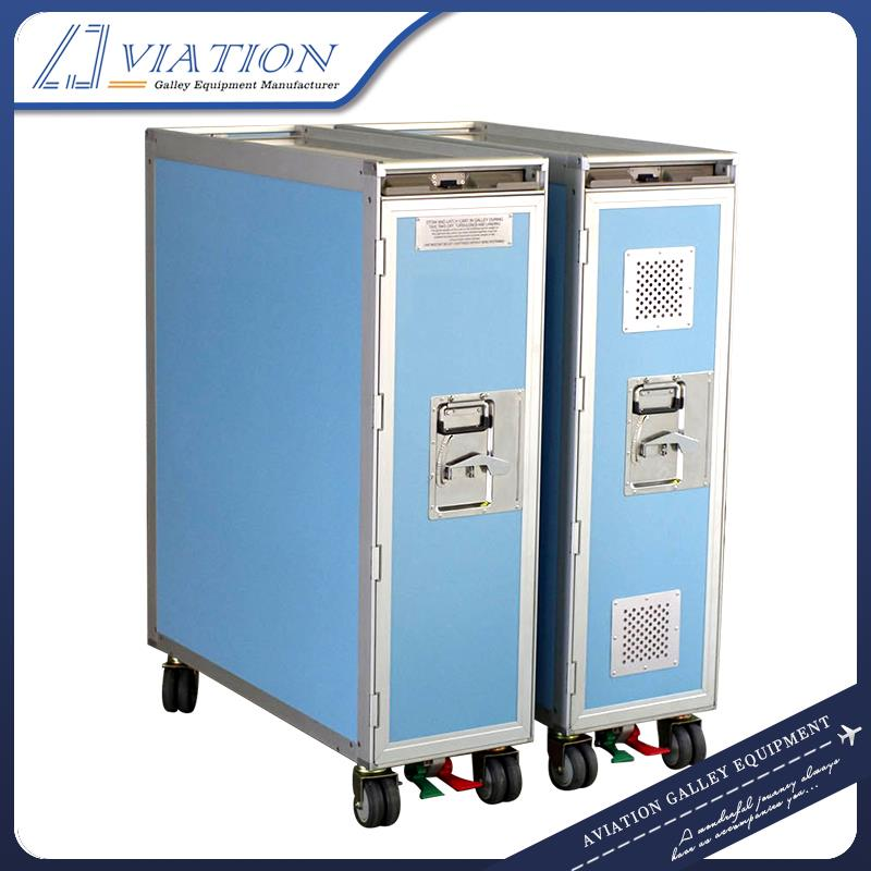 Aircraft Airline Inflight Galley Cart