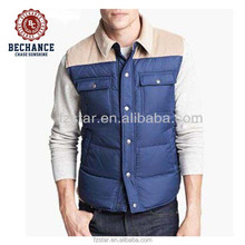 mens quilted puffer vest AD9502