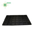 Square Fiberglass Silicone Perforated fiberglass Baking Liners bread mold/silicon forms