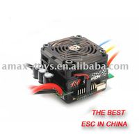 esc-er150a Brushless ESC for 1/5, 1/8 Car parts (Competition Race),rc toy parts