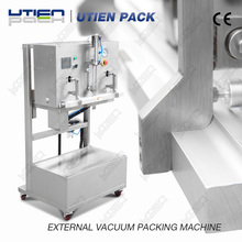 Special designed nozzle New food vacuum packaging machine
