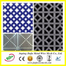 Metal Decorative Perforated Wire Mesh