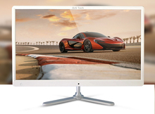 Chinese factory offered Celeron 23.8 inch HD LED Screen all in one computer