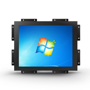 "12"" LCD display open frame touchscreen pcap project capacitive touch"
